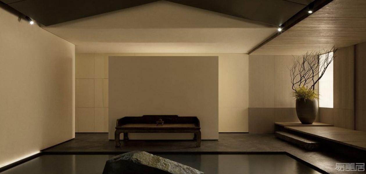 深圳东西茶室 – 田水月,软装设计,茶室