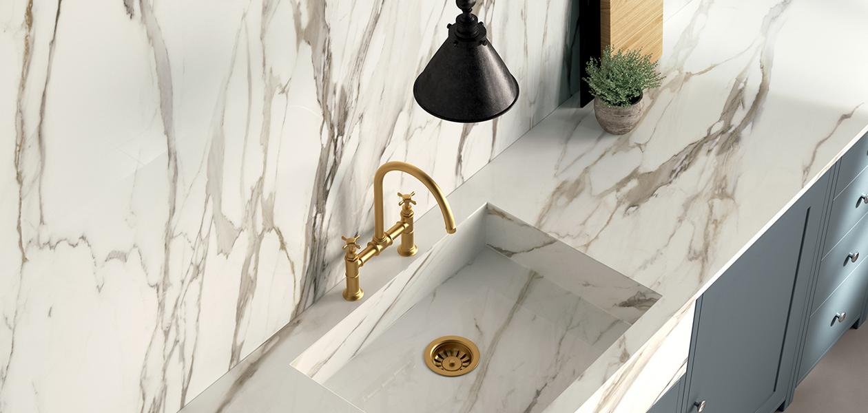 材料的自然情调是设计之源,Fondovalle,瓷砖