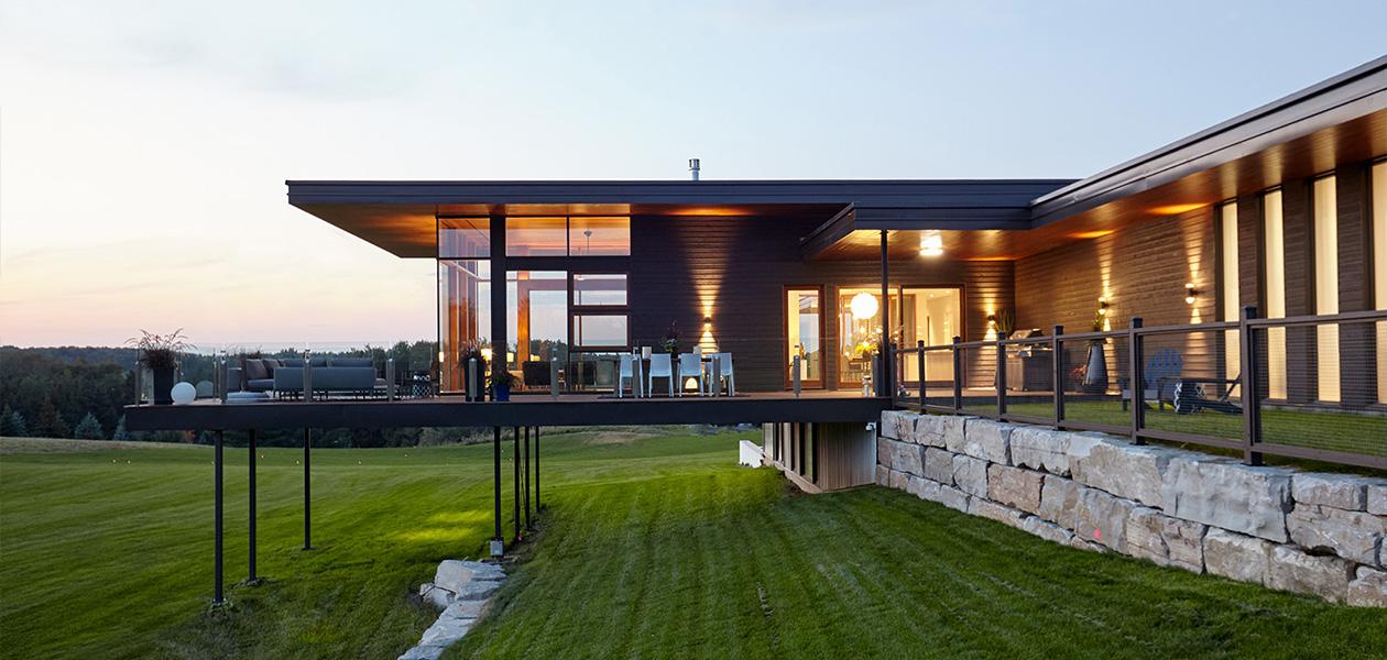 Stouffville住宅,多伦多 ,住宅,现代
