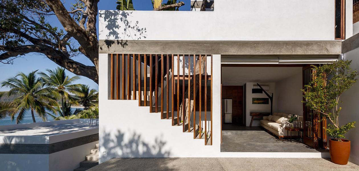 CASA LINDA THERESIA,墨西哥,海滨住宅,热带风情