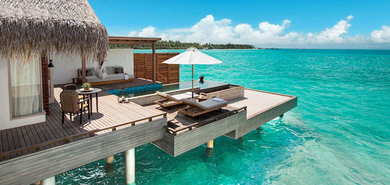 费尔蒙秘密水岛酒店,马尔代夫,酒店,热带混搭主义
