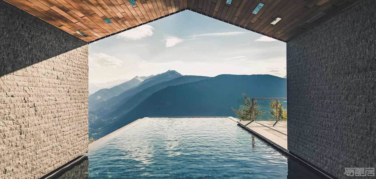 意大利现代极简酒店,酒店,现代
