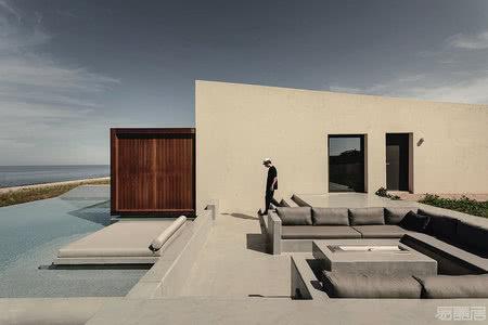 国外酒店设计案例:希腊首家慢生活概念度假酒店,慢节奏享受大自然