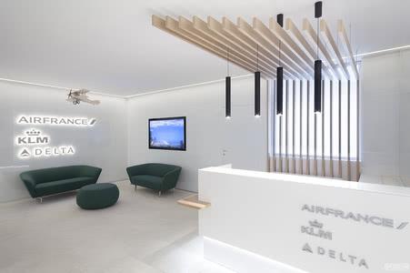 国外办公空间设计案例:以中性色调为主,打造极具质感的办公室设计