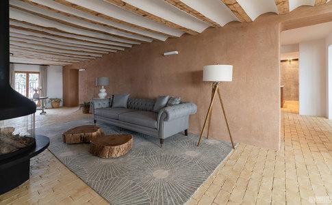 国外民宿设计案例:传统农舍的创新,打造现代品质民宿