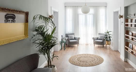 国外酒店设计案例:20世纪的老住宅改造成现代城市酒店