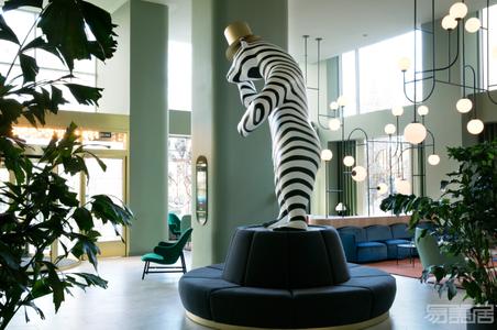 国外酒店设计案例:设计师打造的神奇空间,充满奢华与魅力的酒店设计