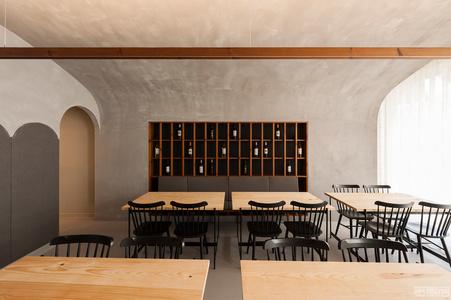 国外餐厅设计案例:简约却不简单的餐厅设计,打造美食爱好者的天堂