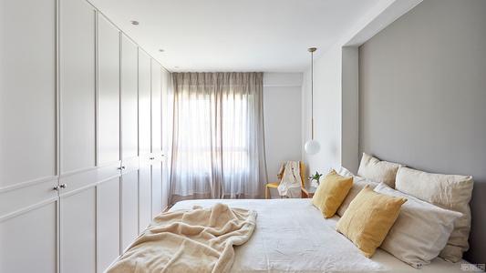 国外公寓设计案例:现代但永恒的西班牙公寓设计
