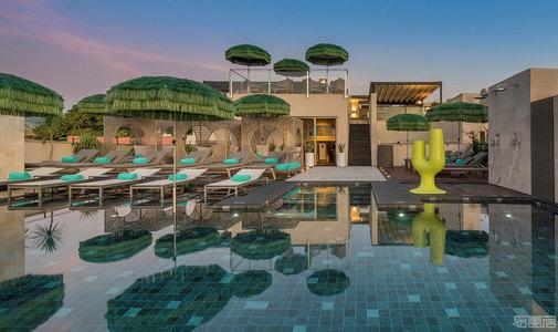 国外酒店设计案例:向传统美学致敬的现代精品酒店