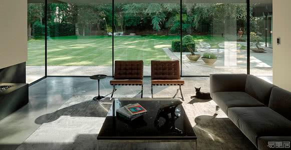 国外住宅设计案例:乡村住宅设计,现代主义的精致