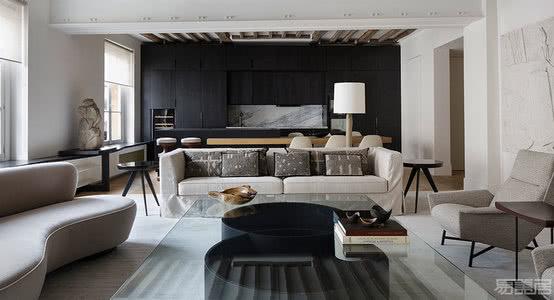国外公寓设计案例:传承创新传统公寓设计,尽享现代生活