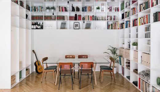国外住宅设计案例:实现开放性和视觉交流的家庭住宅