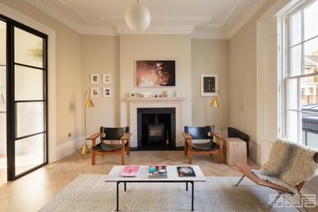 国外住宅设计案例:极简主义的创意家庭住宅设计