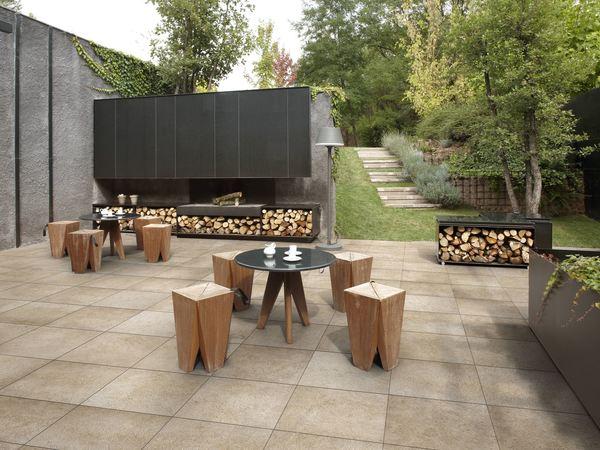 意大利瓷砖品牌REFIN莱芬,完美的户外解决方案