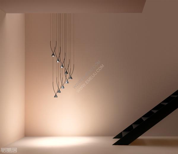 为室内空间赋予个性的意大利灯饰品牌Axolight