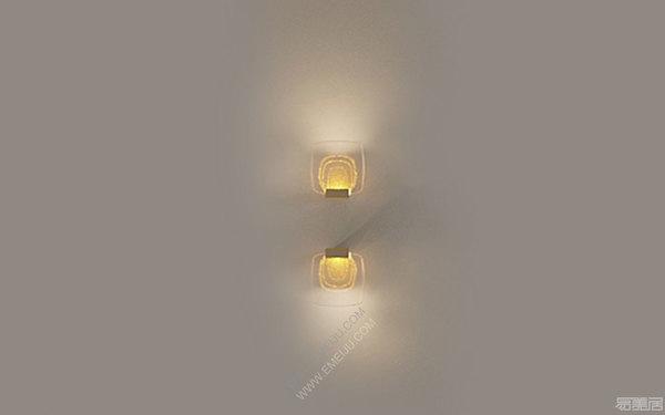 将光转化为绘画的意大利灯饰品牌PAOLO CASTELLI