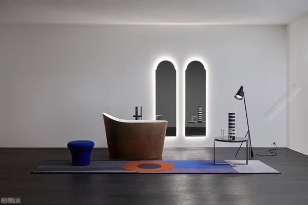 自然而温馨,重现传统的意大利卫浴品牌antoniolupi安东尼奥·卢比