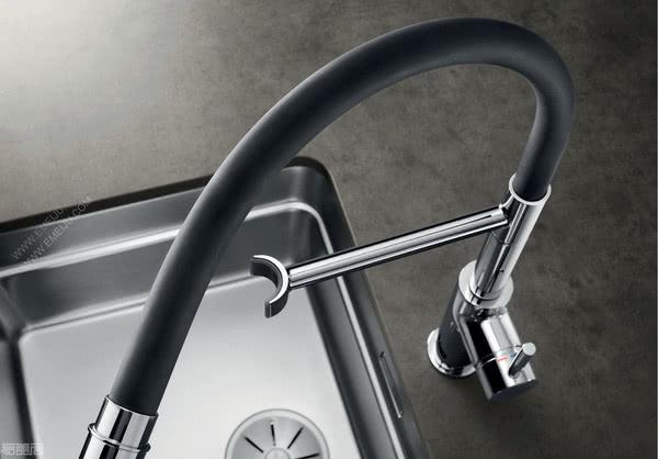 BLANCO铂浪高厨卫,为家用厨房带来专业氛围的德国厨卫品牌