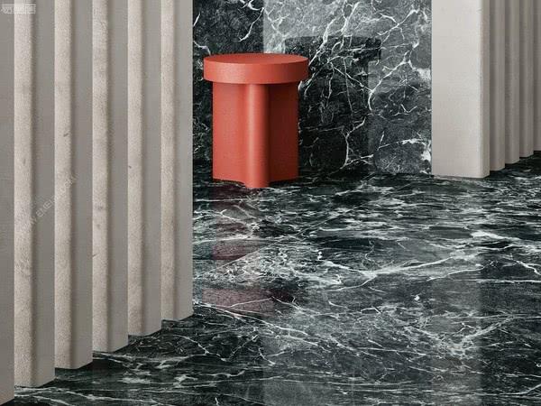 意大利瓷砖品牌Fiandre为独特的设计增添色彩