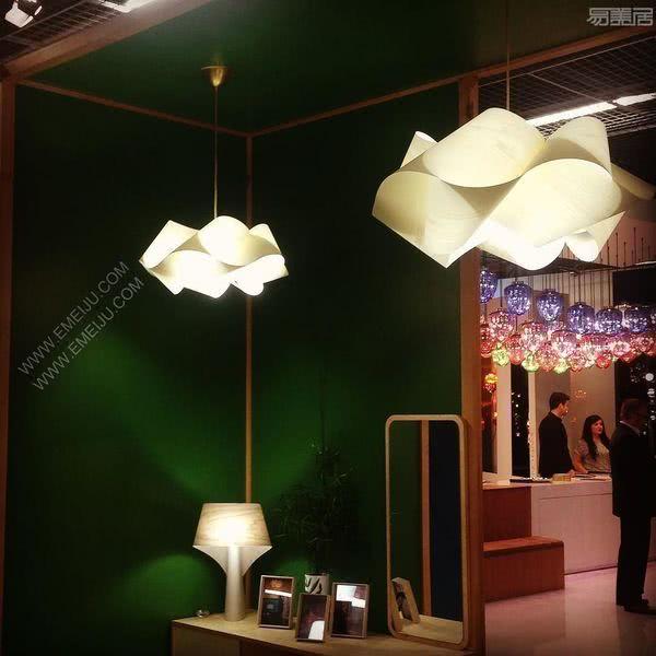 充满灵魂气息的个性和存在感,设计师灯饰品牌LZF