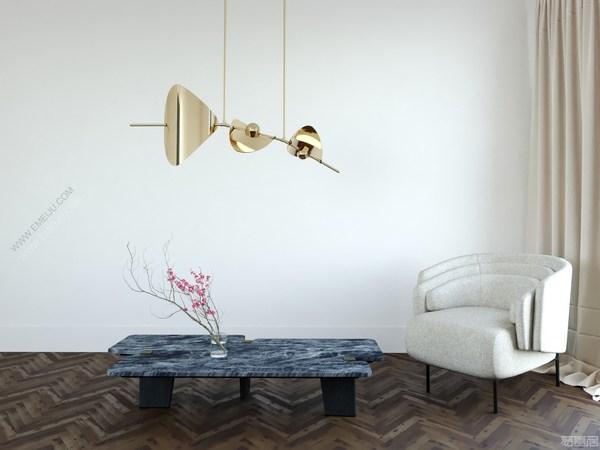 专注于艺术的瑞典灯饰品牌Ovature Studios