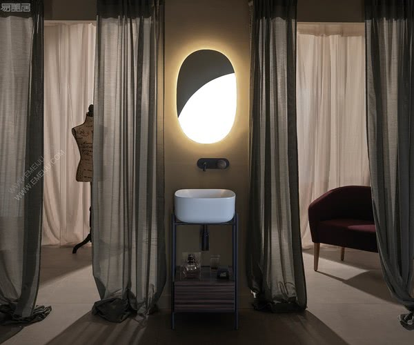 意大利卫浴品牌SCARABEO斯卡拉贝欧:效率与设计,优雅与独特