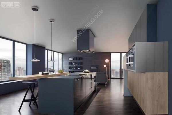 德国橱柜品牌LEICHT劳斯:清晰的结构和巧妙的设计