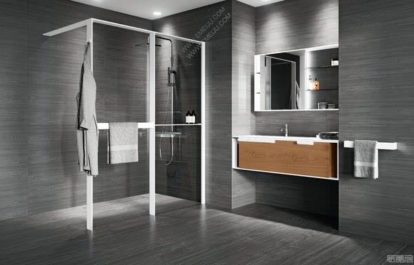 您浴室的360°解决方案,意大利卫浴品牌Novellini诺威利尼