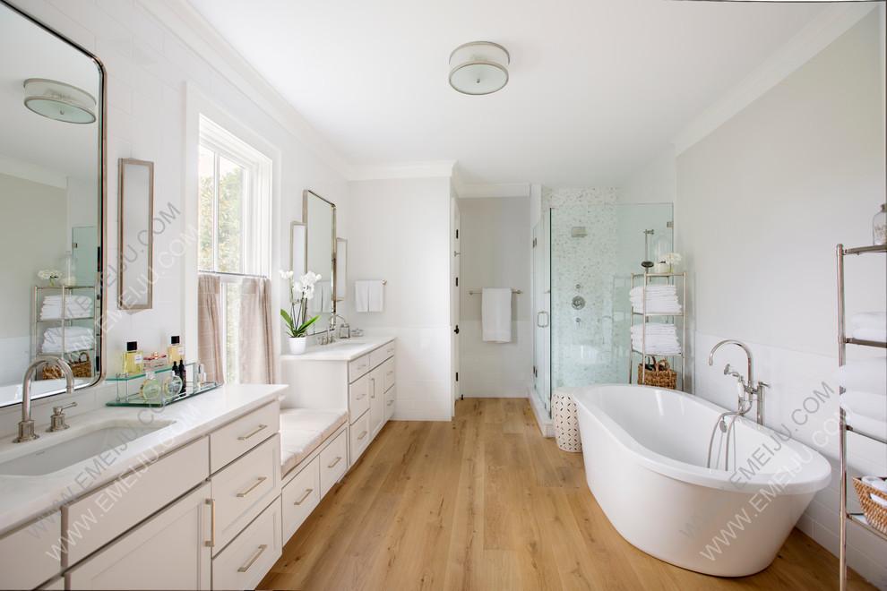 10款浴室装修效果图,有你喜欢的吗?