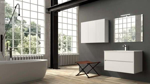 真正优雅的环境,意大利卫浴品牌Mobiltesino