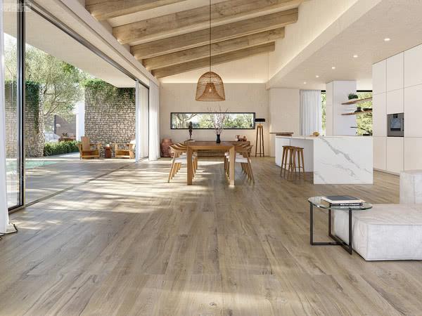 西班牙瓷砖品牌宝瓷兰PORCELANOSA:高科技与自然美融为一体