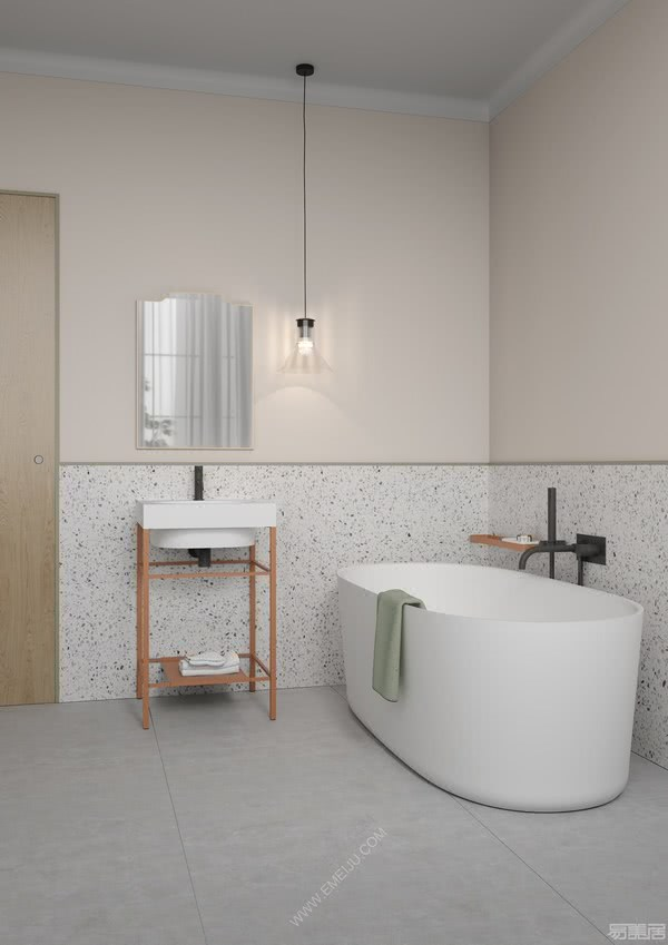 意大利卫浴品牌Ex.t的装饰艺术风格