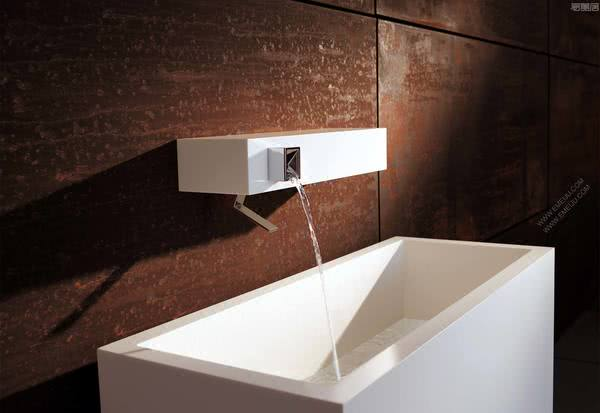 德国卫浴品牌DORNBRACHT当代使浴室成为灵魂的避难所