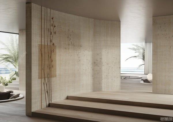 宁静与活力的景象,意大利墙纸品牌Glamora