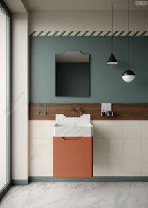 最新浴室柜流行趋势,颜值与实力并存