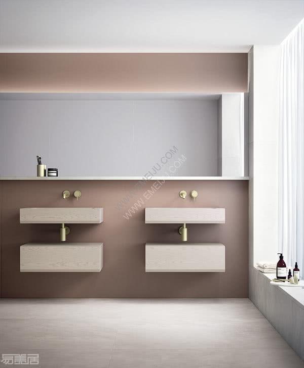 充满质感与个性的西班牙卫浴品牌Fiora