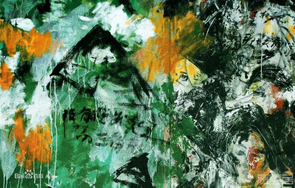当代中国抽象艺术家:吴震寰