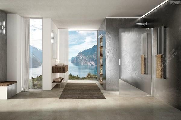 意大利卫浴品牌Duka创造令人放松和亲密的绿洲