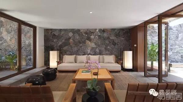 费罗娜水泥砖-别墅——自然平衡