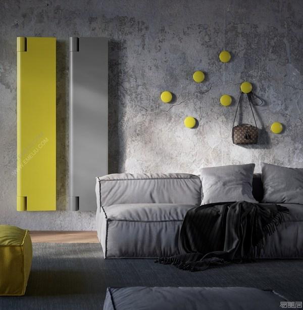 意大利散热器品牌ANTRAX IT:充满活力和乐观的想法