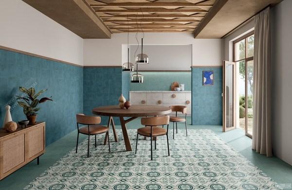 独特而富有创意的意大利瓷砖品牌Marca Corona