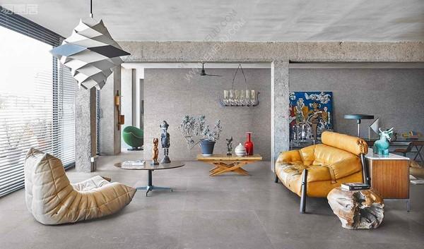 Emilgroup瓷砖,意大利瓷砖品牌的惊人之美