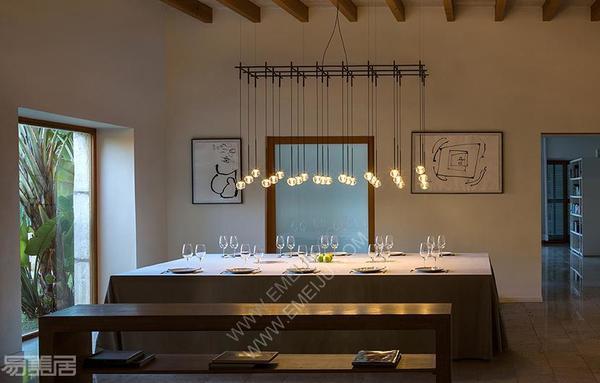 Vibia灯饰,融合了美丽与几何的西班牙灯饰品牌