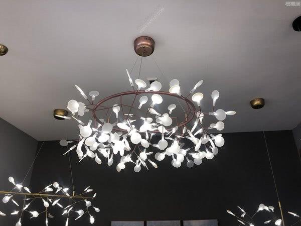 独特而闪亮的照明,荷兰灯饰品牌moooi摩伊