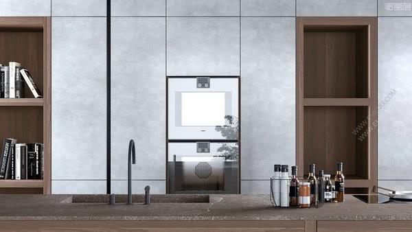 令人惊叹的新饰面,意大利橱柜品牌GD ARREDAMENTI