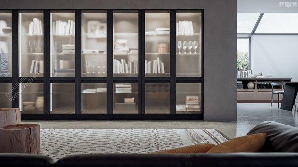 融合了当代经典风格的意大利橱柜品牌GD ARREDAMENTI