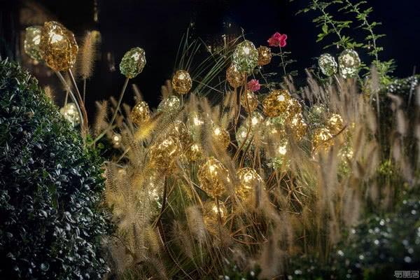 与自然融为一体的设计师推荐灯饰品牌Catellani&Smith