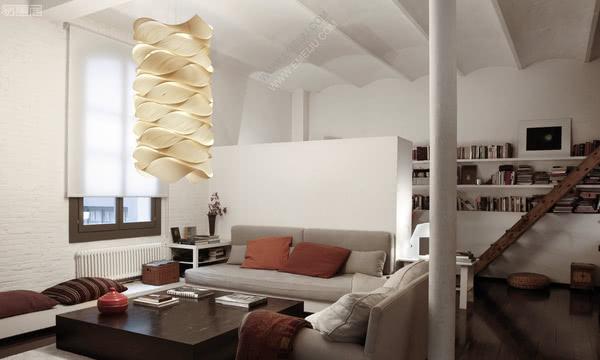 美观且极具辨识度,西班牙灯饰品牌LZF