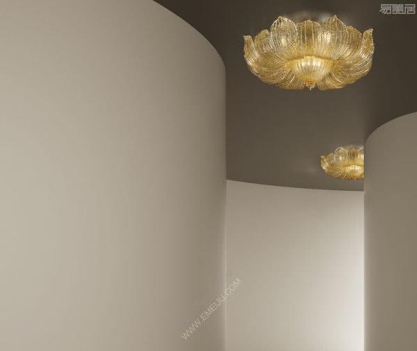 独特而优雅的意大利灯饰品牌Sylcom